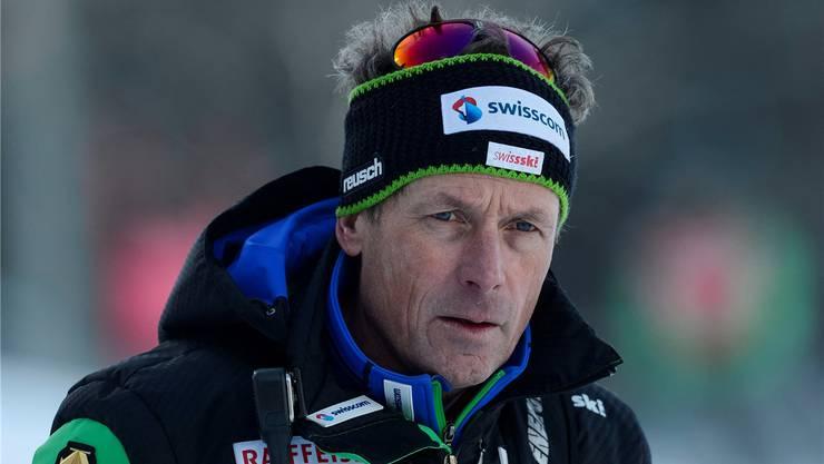 Sepp Brunner (Bild) wird vom Salzburger als Speed-Trainer abgelöst.