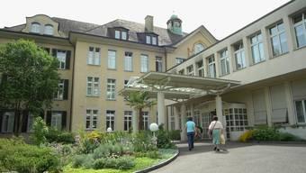 140 Millionen Franken teuer:  Das Regionale Pflegezentrum Baden (RPB) soll erweitert werden..