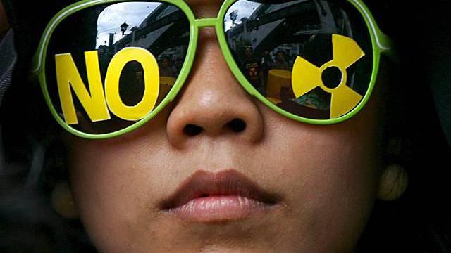 Greenpeace hält Uran-Transport auf (Symbolbild)