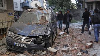 Explosion im Südosten der Türkei nach Festnahmen von kurdischen Abgeordneten