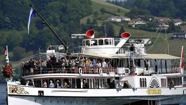 Die Sanierung des Schiffs kostete über zehn Millionen Franken