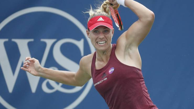 Angelique Kerber kann in Cincinnati Serena Williams als Nummer 1 ablösen