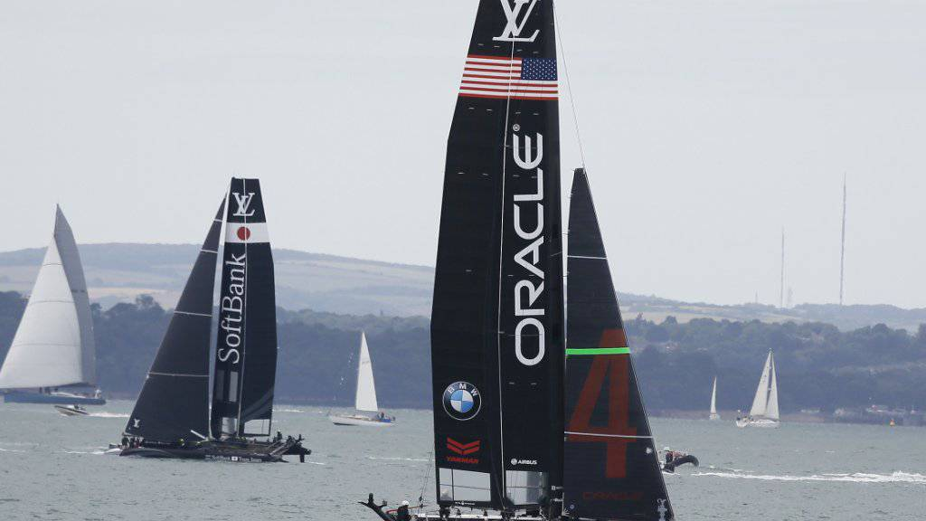 BMW Oracle wird als Titelverteidiger zum 35. America's Cup antreten
