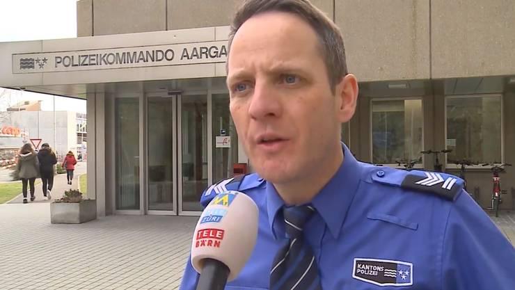 Polizeisprecher Bernhard Graser. (Archiv)