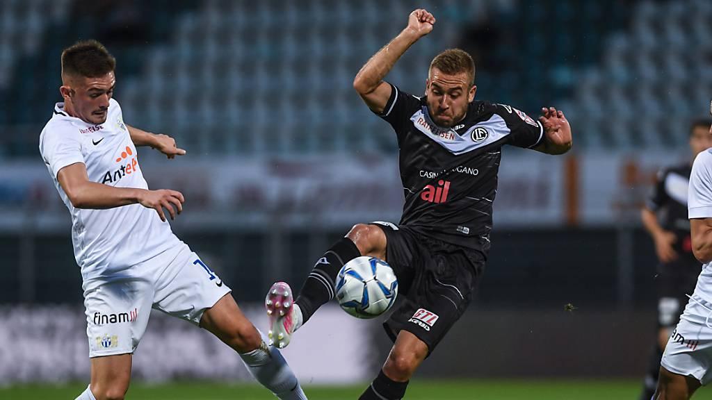 Verbesserter FC Zürich verliert in Lugano