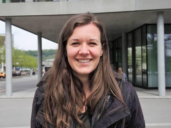 Fabienne, 25, Wittnau, International Management: «Da ich fast nur am Abend oder an den Wochenenden Schule habe, halte ich mich nicht viel in der Umgebung auf. Daher kenne ich keine Sehenswürdigkeiten von Brugg. Im Campus Cinema war ich nie.»