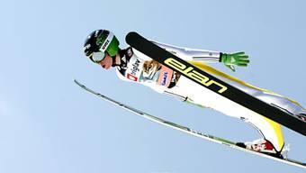 Der Slowene Peter Prevc (22) ist der Topfavorit auf den Tourneesieg.