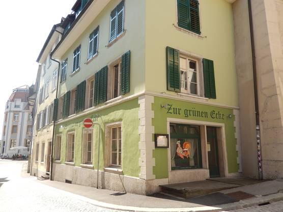 9. Pizzeria Zur grünen Ecke