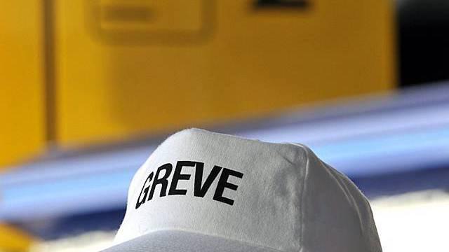 Swissport-Mitarbeiter führen Streik weiter