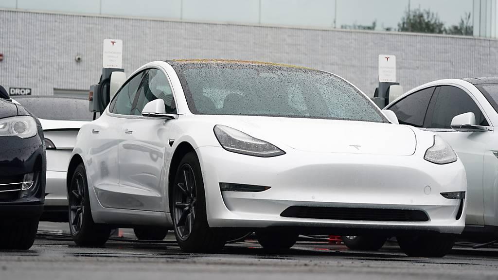 Tesla mit neuem Quartalsrekord – über 200'000 E-Autos ausgeliefert