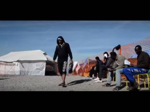 Die Organisation «Médecins Sans Frontiers» dokumentiert das Leben und ihre Arbeit im «Dschungelcamp» in Calais