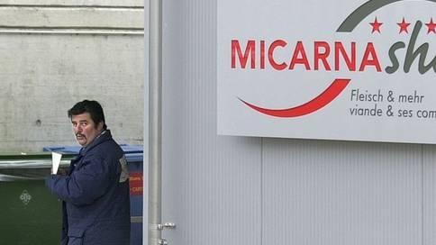Fleischverarbeiterin Micarna kann ihren Umsatz steigern (Symbolbild)