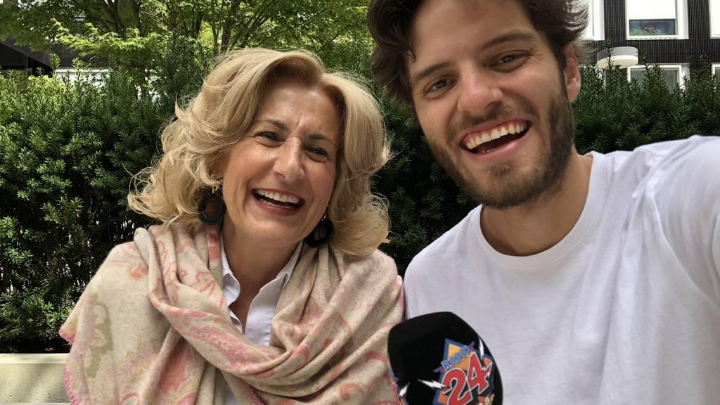 Ufem Bänkli mit Sonja Dinner, Präsidentin der «The Dear Foundation»