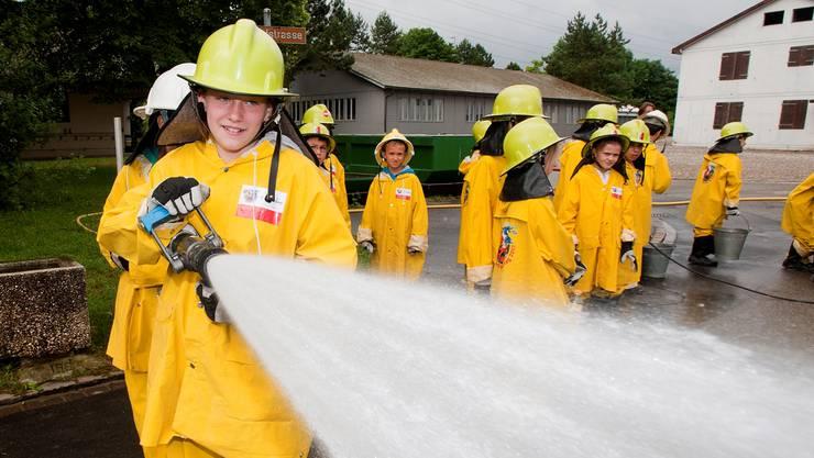 Die Schülertage der Aargauischen Gebäudeversicherung waren rundum erfolgreich.