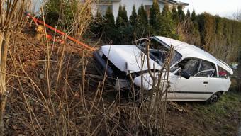 21-Jähriger verursacht einen Unfall