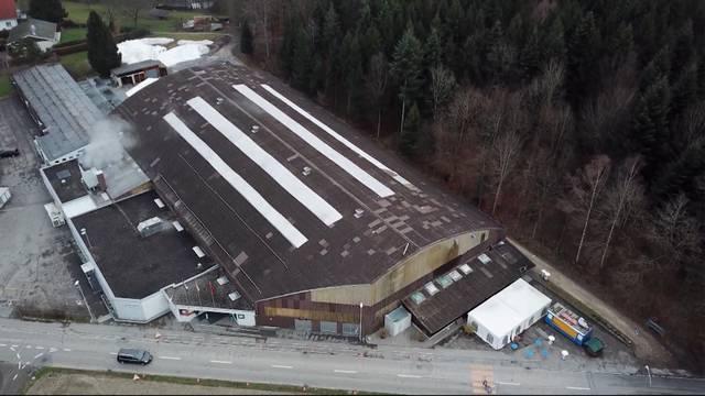 Neues Stadion für den SC Langenthal