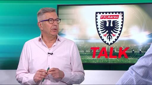 «Ruedi, ist dir der FC Aarau 10'000 Franken wert?»