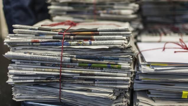 Die Schule ist überzeugt, dass das Sammeln des Altpapiers mehrere positive Seiten hat.