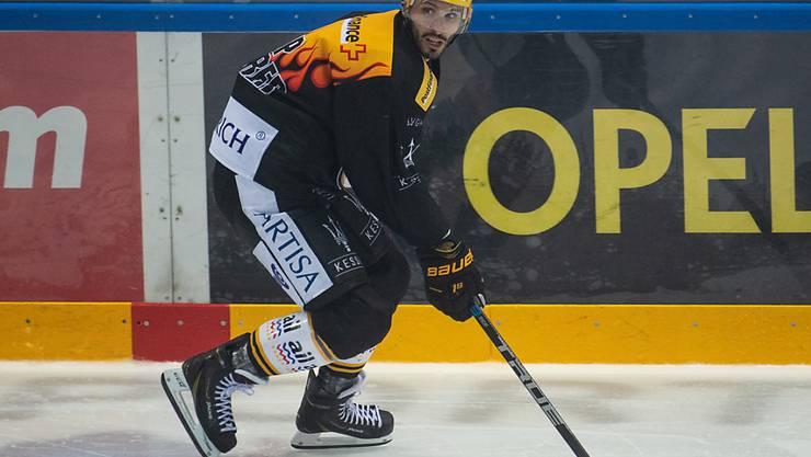 Bleibt zwei weitere Saisons beim HC Lugano: der Kanadier Maxim Lapierre