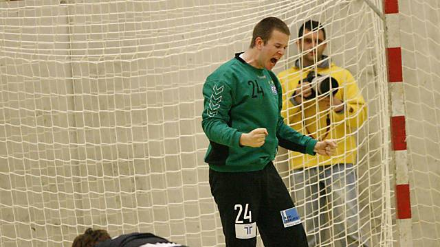 Amicitia-Keeper Aurel Bringolf