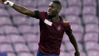 Jean-Pierre Nsamé erzielte bei Servettes Sieg gegen den FCZ den zweiten Treffer