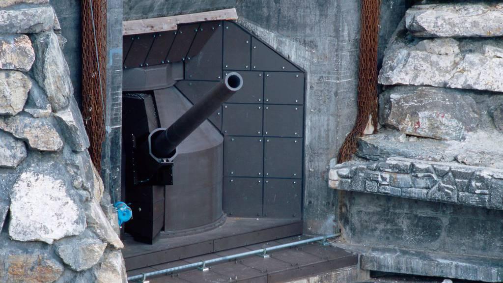 «Minenwerfer-Bunker» in Oberägeri könnte an Zuger Stiftung gehen