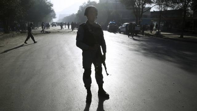 Afghanischer Soldat (Archiv)