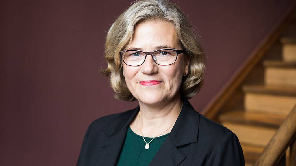 Kaserne Basel-Chefin Carena Schlewitt ist Kulturpreisträgerin 2017 von Basel-Stadt.