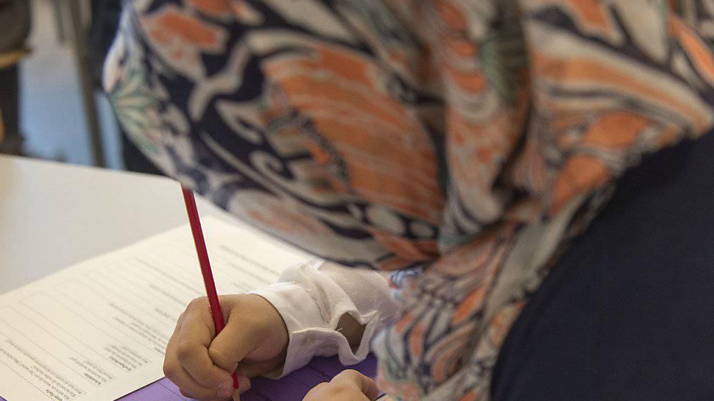 Das Bundesgericht hat entschieden, dass es keine ausreichenden Gründe gibt für ein Kopftuchverbot in der Schule von St. Margrethen (Symbolbild).