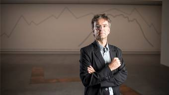 Der herab- und wieder zurückgestufte Stephan Kunz, Direktor des Kunstmuseums Chur. Samuel Trümpy/Keystone