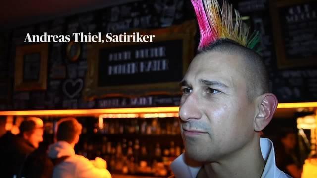 Interview mit Satiriker Andreas Thiel