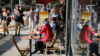 Im Berliner Stadtteil Kreuzberg leben viele Türken. Im Wahlkampf sind sie ein Faktor.