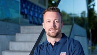 Roland Schwegler, Trainer des SC Cham, will mit seinem Verein im Cup gegen den FC Aarau bestehen.