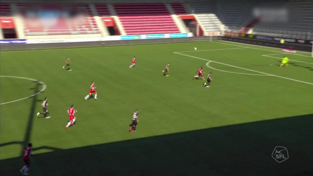 Überraschend: FC St.Gallen verliert gegen FC Thun mit 1:2