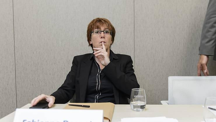 Ob Fabienne Despot Präsidentin der SVP Waadt sowie National- und Ständeratskandidatin für die Wahlen im Herbst bleibt, entscheidet sich am 13. August.