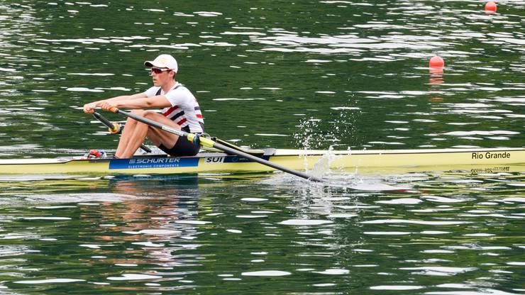 Die Olympiade in Rio rückt immer näher und Daniel ist in Topform unterwegs.