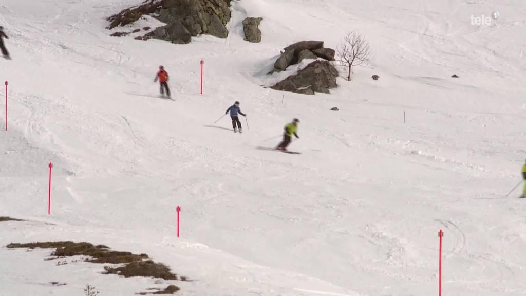 Wirtschaft oder Gesundheit: Es herrscht der grosse Ski-Streit