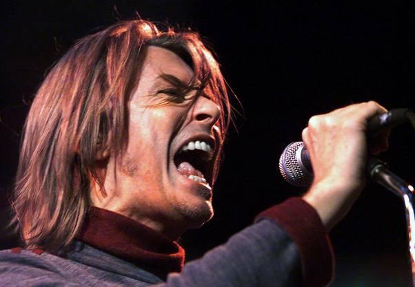 David Bowie in Toronto 1999