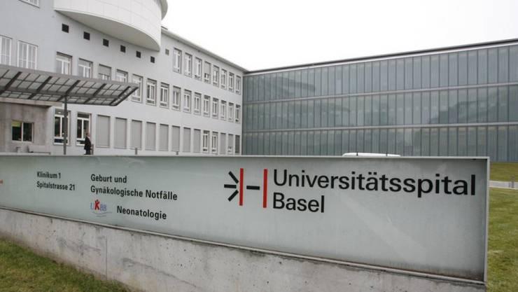 Das Basler Unispital