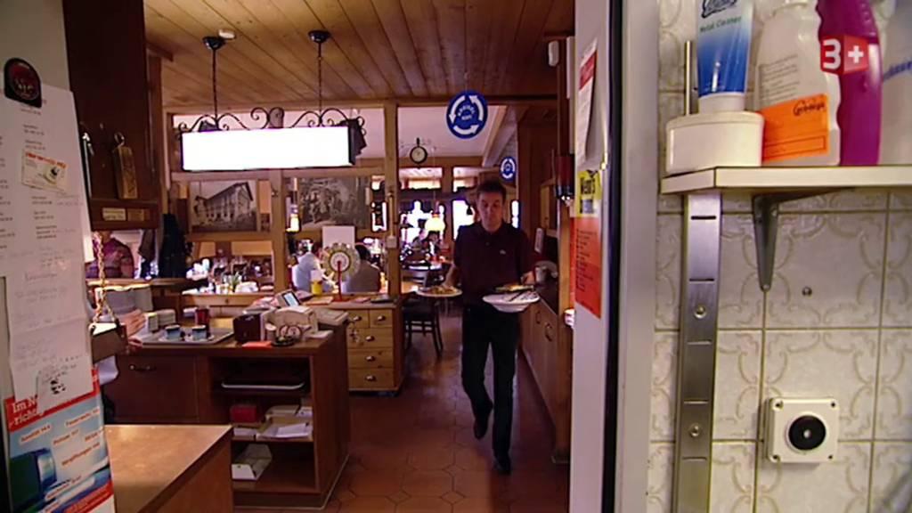 Bumann, der Restauranttester Ziegelei