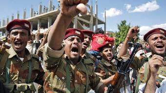 Auch Soldaten protestieren in Sanaa gegen Jemens Präsidenten