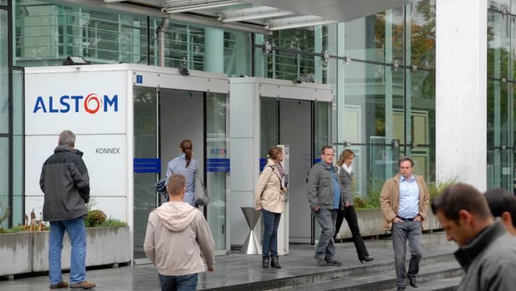 Der Technikkonzern Alstom steckt in der Krise.