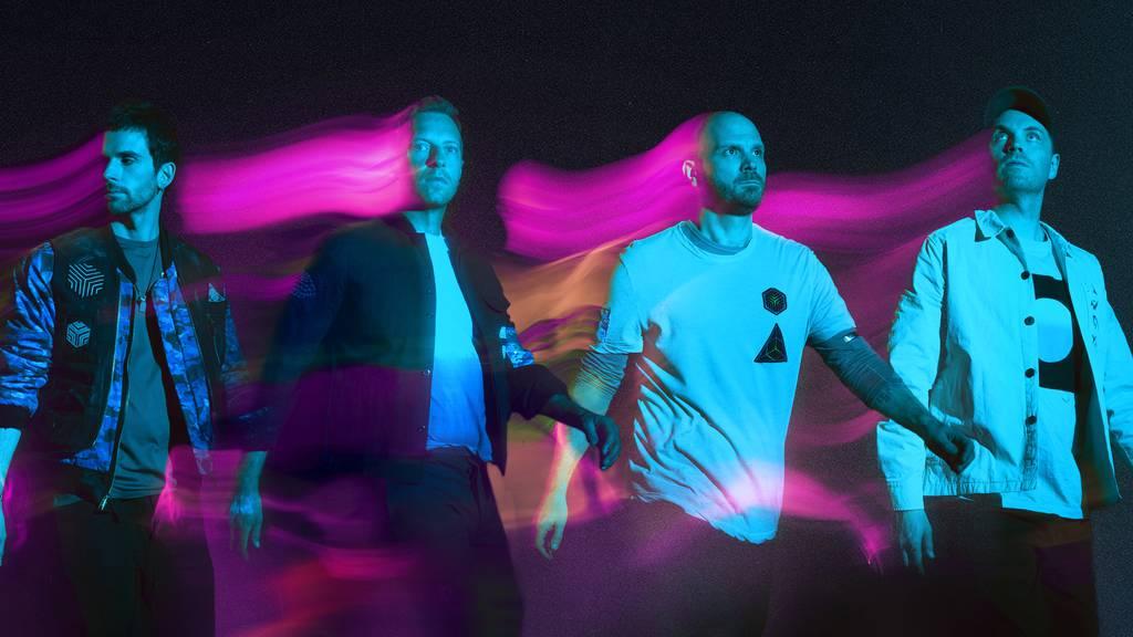 Neues Coldplay-Album ist facettenreich