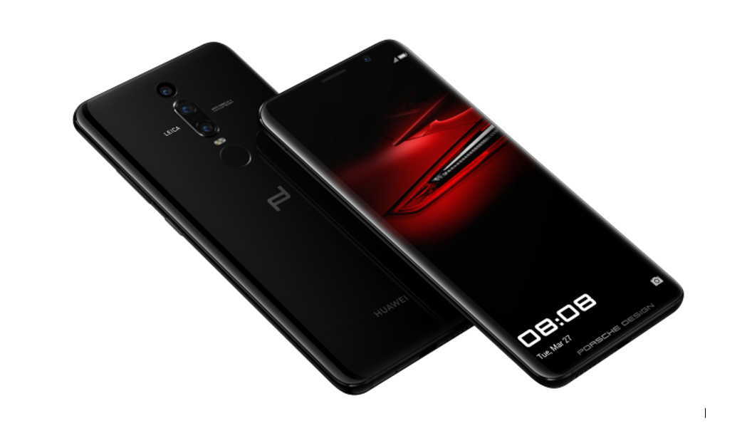 Huawei Mate RS Porsche Design Upload