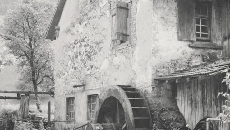 Die Mühle in Beinwil: Im Heimatmuseum Schwarzbubenland in Dornach sind Fotos desFotografen Leo Gschwind (1904– 1989) zu sehen. Leo Gschwind