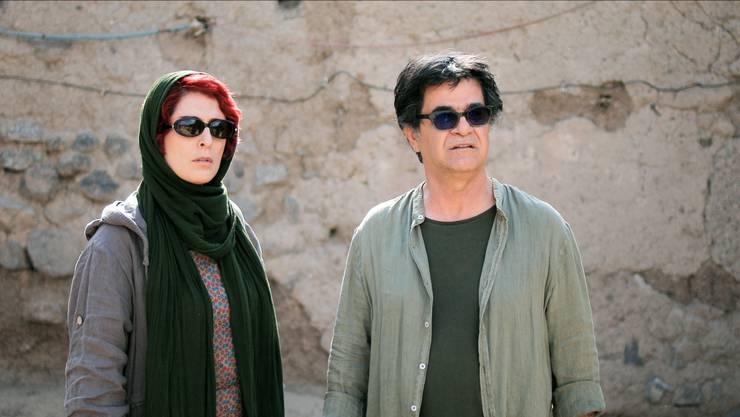 Filmrebell: Trotz Verbot dreht Regisseur Jafar Panahi (hier mit Hauptdarstellerin Behnaz Jafari) weiterhin Filme.