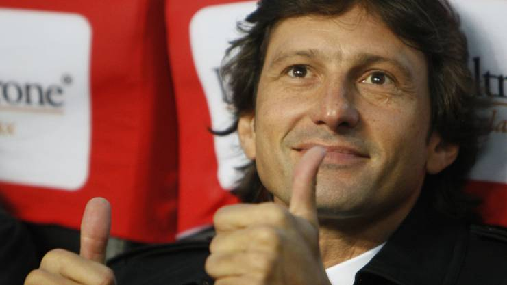 Leonardo ist der neue Sportchef bei der AC Milan