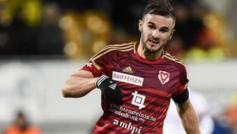 Armando Sadiku: Keine Geschenke an Besitzer FCZ.