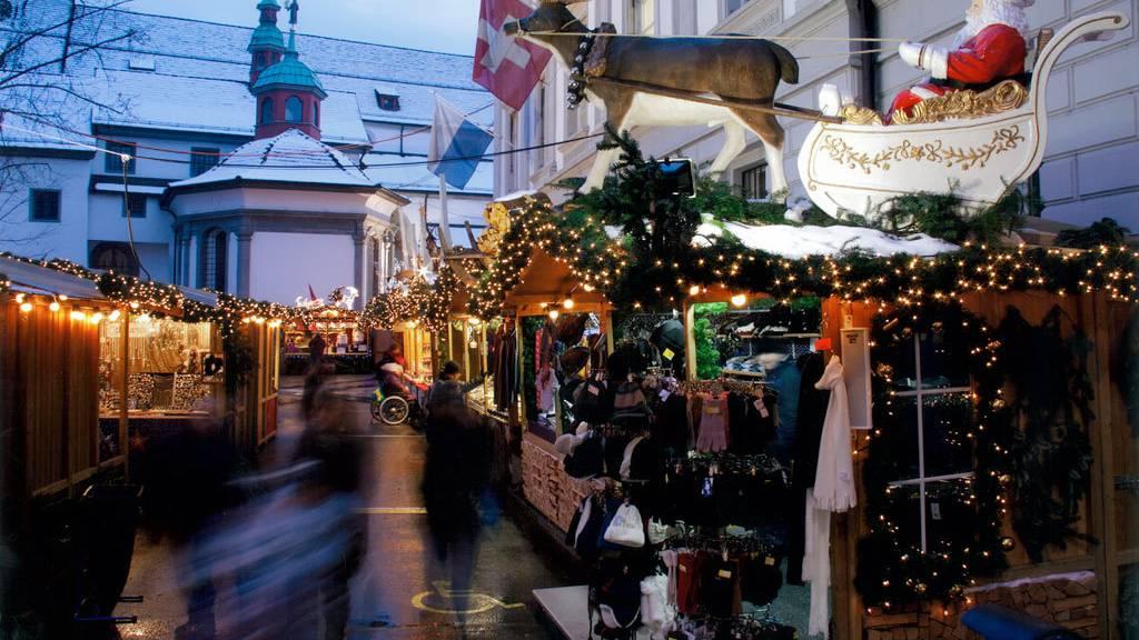Hier kommt überall Weihnachtsstimmung auf