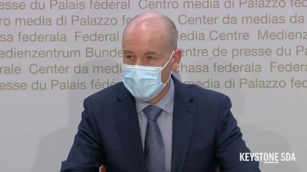Armeeapotheke gibt sich gute Noten für Pandemie-Bekämpfung